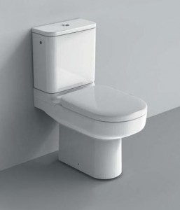 poza Vas Wc Ideal Standard complet seria Playa cu capac soft closing P.P