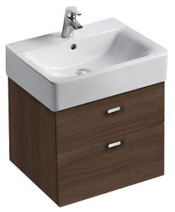 poza Lavoar 60x46 cm Ideal Standard Connect Cube