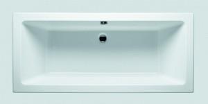 poza Cada din acril rectangulara 170x75cm Riho model Lusso O.Z