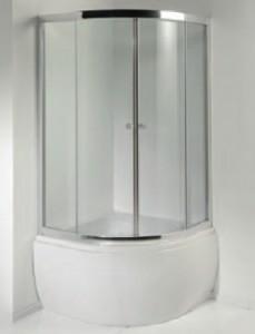 poza Cabina de dus Riho de 90x90x202 cm model Lucena