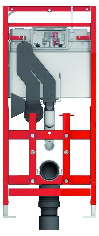 Modul TECElux 400, reglaj pe inaltime si purificare aer , H.1120mm
