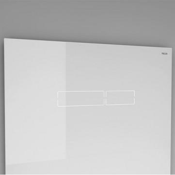 Placa superioara TECElux alba, sen-Touch (act. Electronica