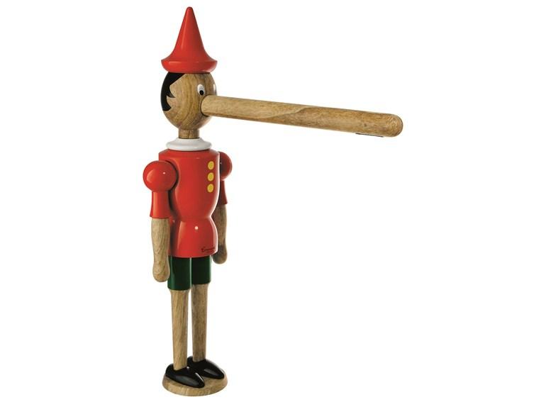 Baterie bucatarie colorata Pinocchio