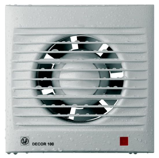 Ventilator baie Soler&Palau model Decor-100CH 230V 50Hz