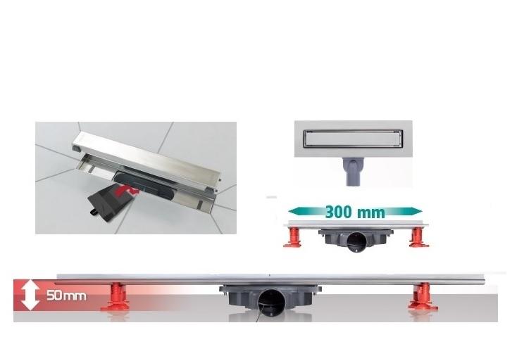 Rigola dus Wirquin 300mm gama Venisio Slim