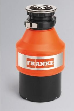 Kit prelungire prea-plin pentru tocatare resturi vegetale Franke