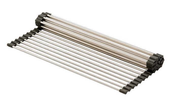 Rollmat 400x400 mm Franke pentru chiuveta Planar, Crystal Line, Mythos Fusion, Maris