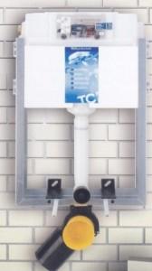 poza Rezervor WC de incastrat Tece