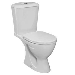 poza Vas WC cu rezervor pe vas si capac Ideal Standard seria Eurovit complet