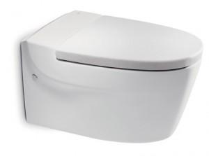 poza Vas WC suspendat Roca gama Khroma