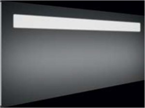 poza Oglinda Ideal Standard de 1400 x 650 x 35, model Strada cu iluminare