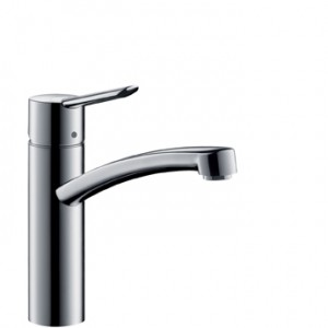 poza Baterie bucatarie Hansgrohe gama Focus S, crom