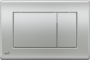 poza Clapeta de actionare AlcaPlast model M272 (Cromat–mat)