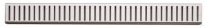 poza Gratar pentru canal de scurgere (Otel inoxidabil lustruit/mat) AlcaPlast model PURE-550L