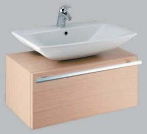 Poza Mobilier Ideal Standard pentru lavoar seria Cantica 75 cm