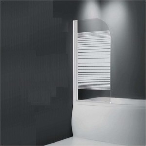 poza Panou pentru cada 75X130 cm seria Sanipro model Screen culoare dekor