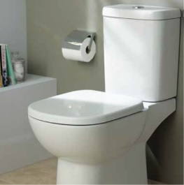 poza Vas WC complet Ideal Standard gama Tempo cu capac soft closing O.Z