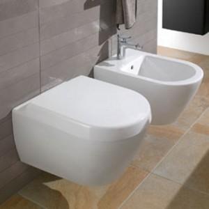 poza Vas WC suspendat Villeroy&Boch model Subway 2.0