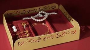 poza Caseta pentru accesorii Villeroy&Boch gama Amadea Royal