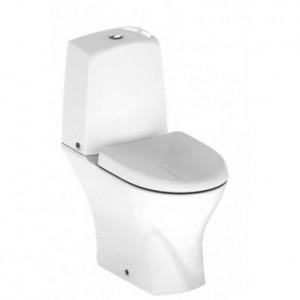 poza Vas WC fixare in pardoseala Ideal Standard gama Connect Pure, alb, capac inchidere normala