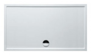 poza Cadita de dus rectangulara 160X90 cm Riho gama Zurich 258
