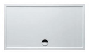 poza Cadita de dus rectangulara 130X80 cm Riho gama Zurich 242