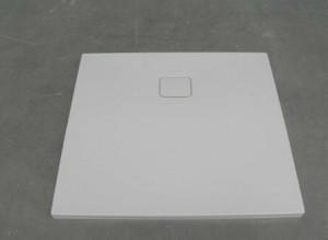 poza Cadita de dus Riho rectangulara 100X90cm gama Basel 414, alb O.Z