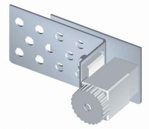 poza Usita acces cada,magnetica,inaltime adjustabila Alcaplast