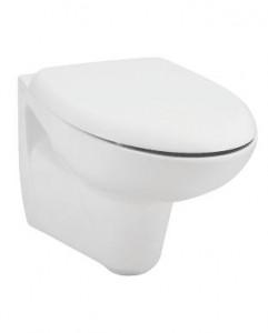 poza Vas WC suspendat Vidima din portelan seria Seva Duo O.Z