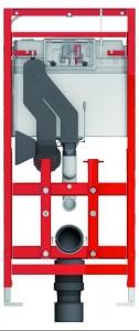 Poza Modul TECElux 400, reglaj pe inaltime si purificare aer , H.1120mm