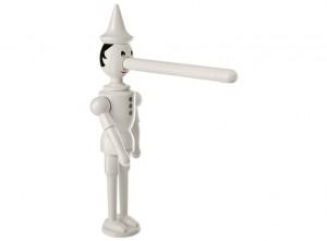 poza Baterie bucatarie Pinocchio alba
