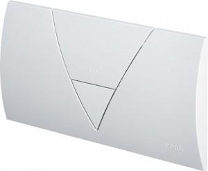 poza Placuta de actionare Viega seria V model Visign 1, alb alpin