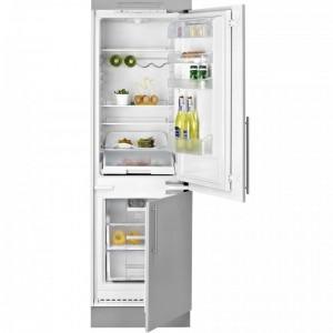 poza Combina frigorifica incorporabila Teka model CI2 350 NF, no frost, A+, display digital, 193+49 l, alb