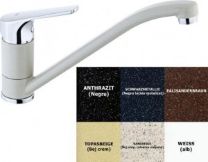 Poza Baterie chiuveta Teka model MTP 913 Granit (MT Plus Granit)