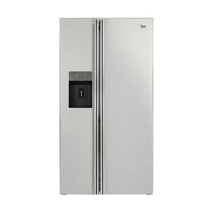 poza Frigider side by side Teka model NFE3 650X, no frost, A+, display digital, dozator apa, 353+176 l, inox antiamprenta
