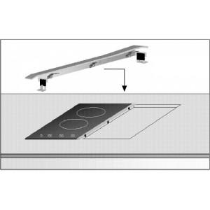 Poza Kit de prindere si fixare a plitelor Teka Domino din cristal IR321/VT TC 2P.1/VT TC 1G