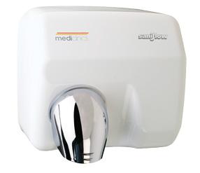 poza Uscator maini Alb cu senzor, Mediclinics seria Saniflow sensor