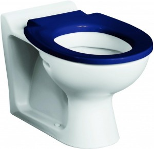 poza Vas WC Armitage Shanks gama Contour 21, inaltime 355mm
