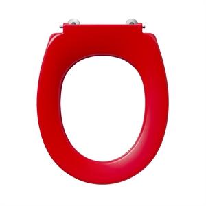 poza Colac WC Armitage Shanks gama Contour 21, rosu, proiectie scurta