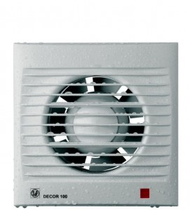 poza Ventilator baie Soler&Palau model Decor-100CZ  230V 50Hz