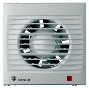 poza Ventilator baie Soler&Palau model Decor-100CR 230V 50Hz