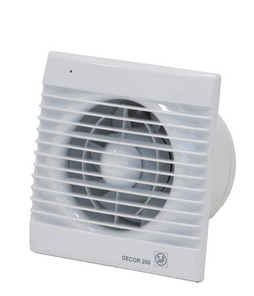 poza Ventilator baie Soler&Palau model Decor-200CZ 230V 50Hz