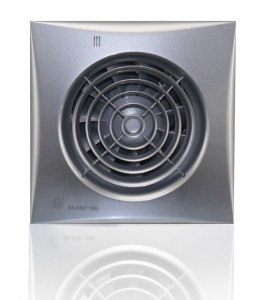 poza Ventilator baie Soler&Palau model SILENT-100CHZ Silver