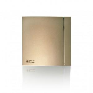 poza Ventilator baie Soler&Palau model SILENT-100 CRZ CHAMPAGNE DESIGN-4C