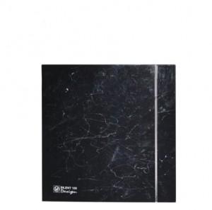 poza Ventilator baie Soler&Palau model SILENT-100 CRZ MARBLE BLACK DESIGN-4C