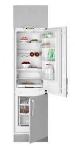 poza Combina frigorifica incorporabila Teka model CI 342, control electronic, A+, 189+55 l, alb