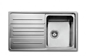 poza Chiuveta bucatarie Teka incorporabila 86x50cm model STAGE 45B, inox