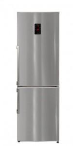 poza Combina frigorifica Teka model NFE2 400, No Frost, A+, inox antiamprenta
