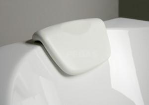 poza Tetiera pentru cazi Roltechnik model P01 alb