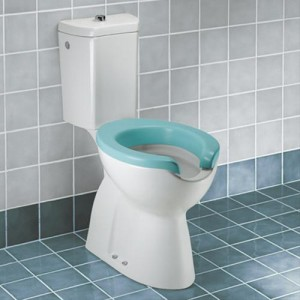 Poza WC Dolomite cu rezervor pe vas model Atlantis